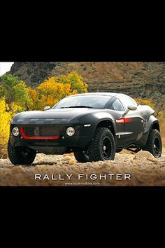 Rally Fighter nuff said
