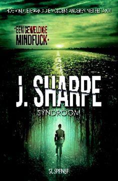 Boek cover Syndroom van J. Sharpe