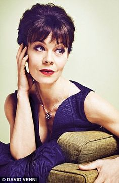 Helen McCrory - fantastically talented wife of actor Damian Lewis
