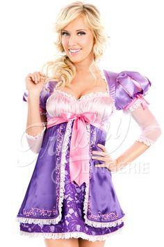 Tangled Up Dress