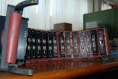 """Dipartimento tecnologie di sicurezza Laboratorio controlli non distruttivi. Apparecchiatura a """"onde guidate"""" per il controllo delle tubazioni"""