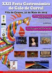 Festa do Galo de Curral - 31 de maio | Vila de Cruces | Galicia | España