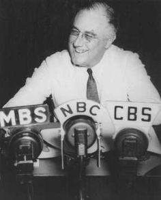 Belajar Siaran Radio yang Baik dari Franklin Delano Roosevelt