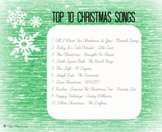 top 10 christmas songsjpg 825674 christmas songs