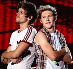 Lou and Niall :) <3