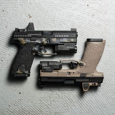 Great colab between and FNG! Glock Guns, Weapons Guns, Guns And Ammo, Custom Guns, Custom Glock, Tactical Accessories, Weapon Storage, Firearms, Shotguns