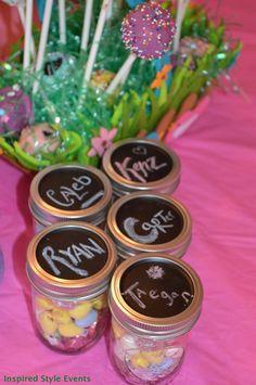 Easter Mason Jar Ideas #masonjar #easter