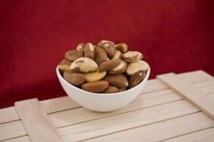 Raw Brazil nuts have high amounts of selenium, which is a mineral that is essential to good health. Enjoy a 1lb bag of Brazil nut kernels for only $9.85!