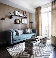 14 idées pour décorer votre salon avec des têtes danimaux