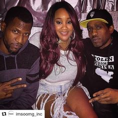 #Repost @imsoomg_inc (@get_repost)  #Royal Chillin with 3 of our favourite  starters!! @deewunn @itsthetifa & @foreverpreach!! When #Kings & #Queens Link!!  #Family #Dancehall #HipHop #Jamaica #Canada #MTL #Montreal #Tourlife #Reggae #StVincent #Vincy #SFA #StolenFromAfrica #Music #Concerts #Backstage #familyvibes #DeeWunn #Tifa #ForeverPreach #Kalmunity #Candid #Selfie #instagood #IMSOOMG #alldaysfa