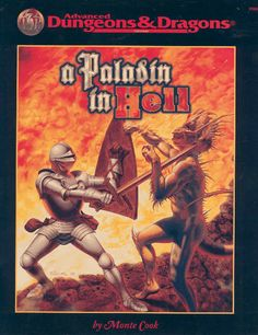 A Paladin in Hell (2e) - Wizards of the Coast | Adventures | AD&D 2nd Ed. | DriveThruRPG.com