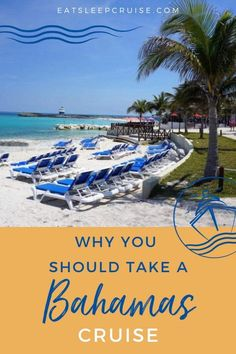 If you're looking for a quick getaway, a cruise to the Bahamas is the perfect itinerary. Here we share the top reasons you should consider a short cruise to the Bahamas. With options to stop in Nassau and Freeport, plus the private islands owned by the cruise lines, like Disney, Royal Caribbean, etc. These short trips are a great way to get away from it all without breaking the bank and will be perfect when cruising resumes. #Bahamas #BahamasVacation #BahamasCruise #CruiseVacation #Cruising Bahamas Vacation, Bahamas Cruise, Cruise Vacation, Travel Destinations, Travel Tips, Cruise Ship Reviews, Cruise Excursions