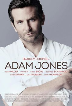 Bradley Cooper is #AdamJones | In theaters October 2, 2015 — featuring Sienna Miller, Jamie Dornan, Uma Thurman & Emma Thompson