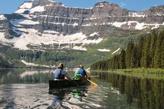 Family Adventures in the Canadian Rockies: Paddling in Waterton Lakes National Park