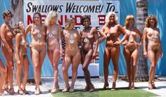 All became miss nude pageant contest have hit