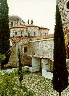 Eglise Nea Moni Chios (Grèce) - Xe siècle