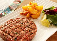 Steak tartar  (Foto: Divulgação)