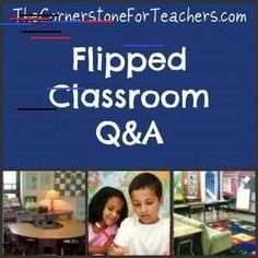 Flipped classroom Q&A The edublogosphere has spent the last two years weighing the pros and cons of the flipped classroom model, and the number of conversations is only growing. The initial buzz centered mostly around Khan Academy and was overwhelmingly positive; the idea of having kids view the teacher's instruction at home and use class time for practice …