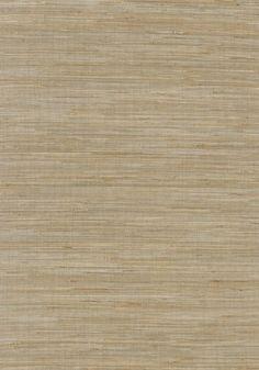 Wallpaper - Behangpapier Thibaut; St Martin T3617 - http://www.behang-verf-winkel.nl/a-28807920/grasscloth/behang-thibaut-st-martin-t3617/