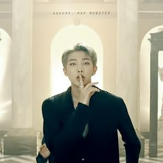 Namjoon @blood, sweat and tears  PEACHES AND CREAM SWEETER THAT SWEET CHOCOLATE CHEEKS AND CHOCOLATE WINGS