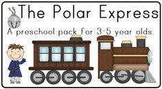 The Polar Express by Little Adventures Preschool!  Great Value $1.00