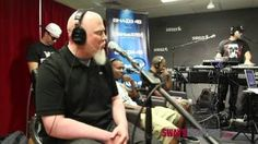 Brother Ali Freestyles over the 5 Fingers of Death on #SwayInTheMorning, via YouTube.