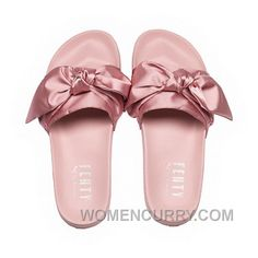 https://www.womencurry.com/puma-x-fenty-bandana-slide-butterfly-pink-women-sandals-free-shipping.html PUMA X FENTY BOW SLIDE SILVER PINK-PUMA SILVER WOMEN SANDALS STYLE NUMBER 365774-03 AUTHENTIC Only $75.87 , Free Shipping!