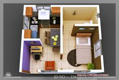isometric views small house plans kerala home design floor information isometric small house plans