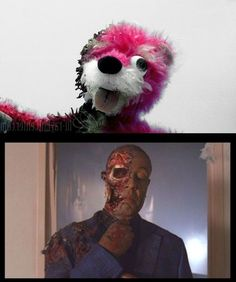 A look back at 'Breaking Bad's' pink teddy bear over the course of the series.