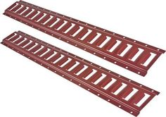 (2) 3 Ft. Long E-Track Tie-Down Rails for E-Fittings by Discount Ramps. $27.99. E-Track tie-down rails for commercial van interiors or enclosed trailers. Creates a custom tie-down area for straps with E-fittings. Heavy duty steel construction with a red powder-coat finish. (36) Mounting holes (mounting hardware not included). (18) E-fitting snap points. Package includes a pair of 3 foot long E-Track tie-Down rails for use with straps and tie-downs with E-Fitting ends. Des...