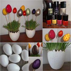 Velikonoční tvoření s dětmi - Netradičně