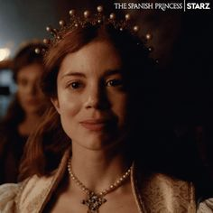 Charlotte Hope as Catherine of Aragon in the upcoming STARZ series 'The Spanish Princess' The Constant Princess, Historical Tv Series, Philippa Gregory, Tudor Costumes, Smile Gif, The White Princess, Catherine Of Aragon, Wars Of The Roses, Starz Series