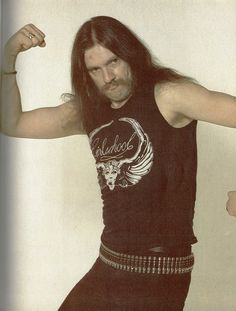 Lemmy. Otherwise known as God.