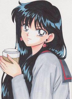 Rei Hino (Sailor Mars) #Sailormoon