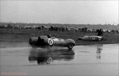 Lotus .. 1958 Aintree Sports Car Race .. G.Hill