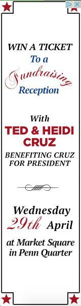 Ted Cruz online ad.