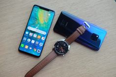 Sorteio de um Huawei Mate 20 Pro Smarwatch Huawei Watch GT Cell Phones For Sale, New Phones, Smart Phones, Best Smartphone, Battery Sizes, New Gadgets, Best Android, Galaxy Note 9, Samsung Galaxy