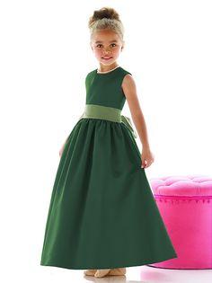Flower Girl Dress FL4021: The Dessy Group