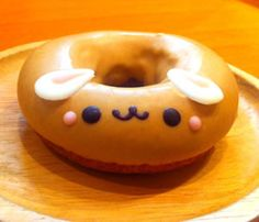 日本人のおやつ♫(^ω^) Japanese Sweets イクミママのどうぶつドーナツ Animal doughnut. Floresta Doughnuts: Hamster