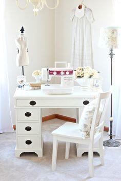 DIY~ Goodwill Desk Makeover