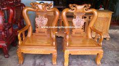 Bàn ghế gỗ nghiến tay 10, chương đào - đồ gỗ chuyền lộc