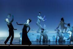 2012/13 Odyssey di Simon Armitage da Omero, regia di Robert Wilson, foto Masiar Pasquali