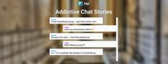 Wattpad debuts Tap an app for reading chat-style short stories
