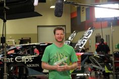On the set of Fast and Loud http://pinterest.com/jr88rules/dale-earnhardt-jr/