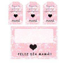 Kit imprimible gratuito para el Día de la Madre http://www.petitkit.com/2015/04/etiquetas-gratuitas-para-el-dia-de-la.html