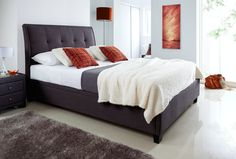 The bed is the main feature of your #masterbedroom - ensure your choice is both comfortable and stylish by shopping at MatalanDirect.com