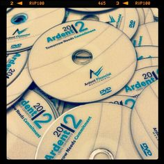 #DVD and #CD #duplication :: Big run for a long standing client. http://www.cogmedia.co.uk/duplication.html