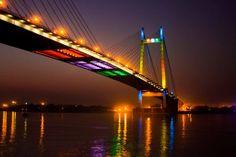 Hoogly Bridge (Vidyasagar setu)