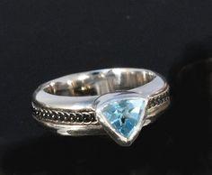 1c7c6024c Custom horsehair ring sterling silver horsehair by Enigmahorse Horse Hair  Bracelet, Horse Hair Jewelry,