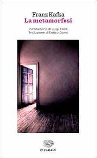 Libro La metamorfosi di Franz Kafka